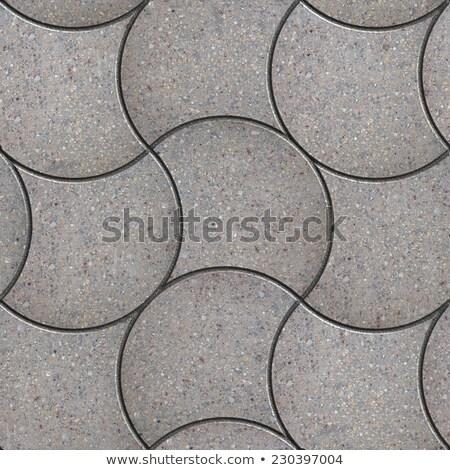 decorative paving slabs seamless tileable texture stock photo © tashatuvango