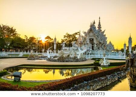 Wat Rong Khun Stock photo © prill