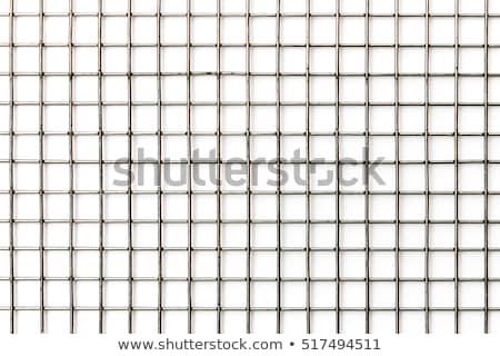 Arrugginito texture diamante muro Foto d'archivio © maros_b