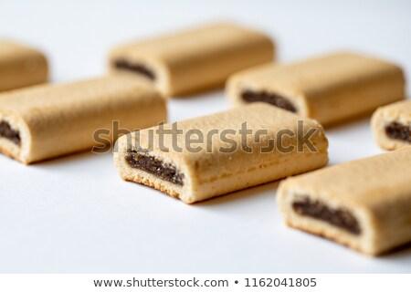 Figs and biscuits Stock photo © deyangeorgiev