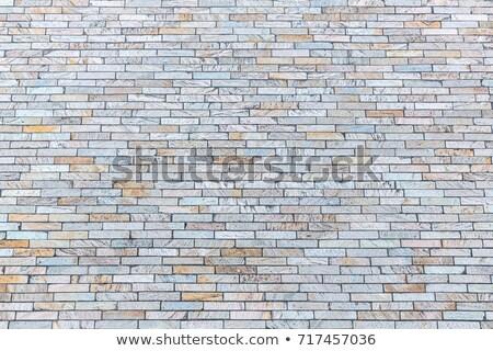 Сток-фото: тротуар · стены · строительство · фон · рок · каменные