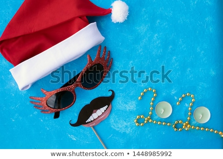 Colorful props for a New Years party Stock photo © BarbaraNeveu