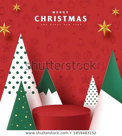 лучший · Рождества · продажи · карт · вектора - Сток-фото © robuart