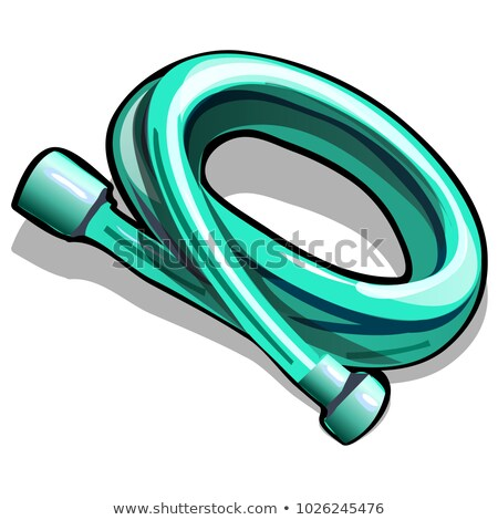 силиконовый · санитарный · изолированный · белый · вектора · Cartoon - Сток-фото © Lady-Luck