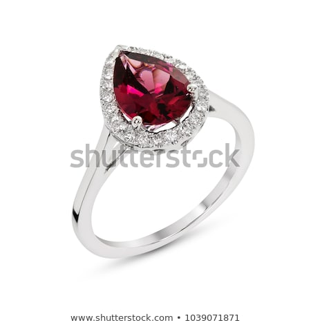 Diamond jewel isolated Stock photo © AptTone
