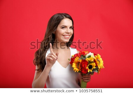 Happy laughing women and international holiday Stock photo © jossdiim