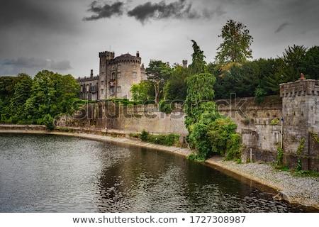 Kilkenny Castle, Ireland Stock photo © borisb17
