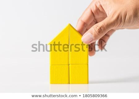 arquiteto · edifício · engenheiro · olhando · prédio · comercial - foto stock © pressmaster
