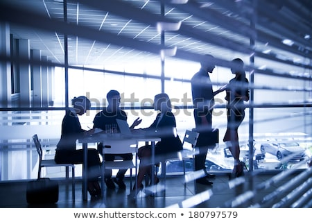 Business center indoor Stock photo © Paha_L