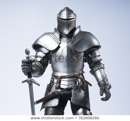 knight in shining armour stock photo © photography33