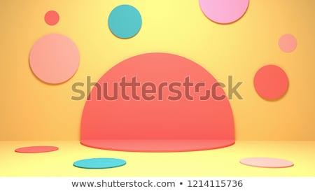 abstrato · amarelo · queijo · estúdio · fotografia - foto stock © boroda