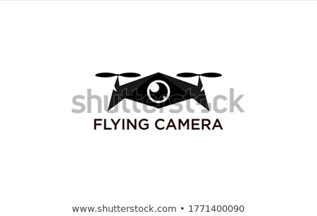 photographer flying on a plane wing Stock photo © photography33