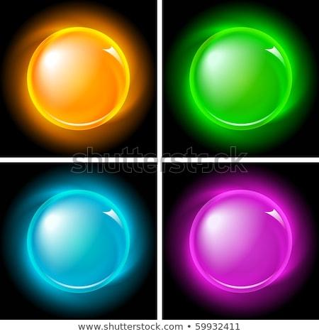 интернет · кнопки · нет · градиент - Сток-фото © saicle