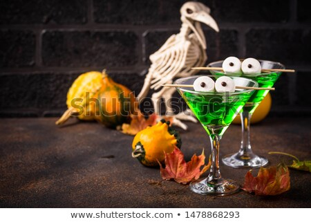 Martini Monster Stock photo © blamb