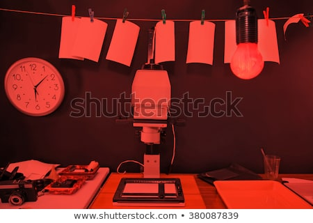 Film Dark Room Stock photo © idesign