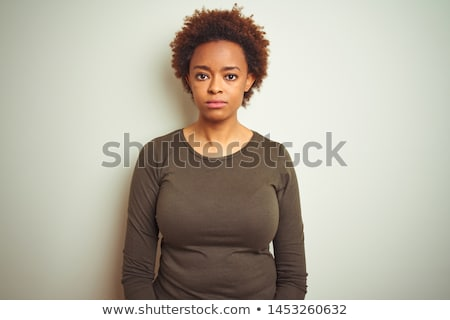 Sad-looking women Stock photo © photography33