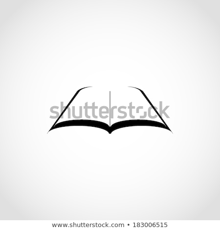 open book and cd stock photo © a2bb5s