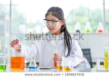child scientist stock photo © photography33