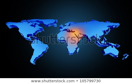 Global Middle East Crisis Stock photo © Lightsource