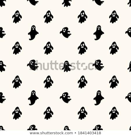 Classic Halloween Faces Stock photo © cteconsulting