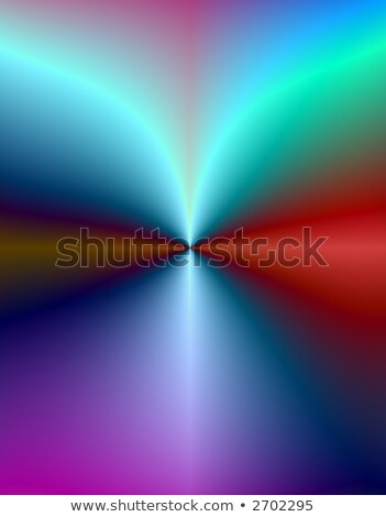 Multicolored pinpoint light rays explosion illustration. Stock photo © latent
