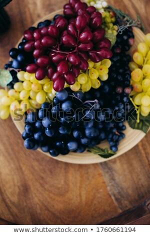 緑 白 ワイン フルーツ ストックフォト © tannjuska