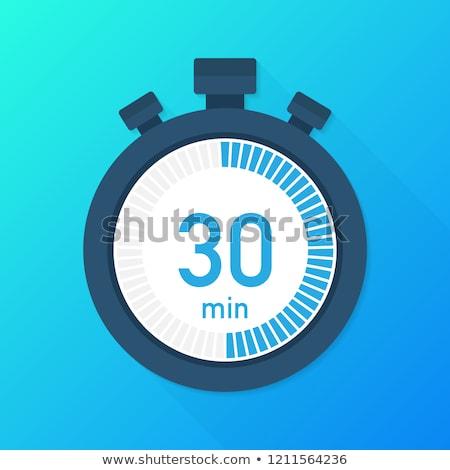 tiempo · inicio · imagen · agradable · reloj · negocios - foto stock © tashatuvango
