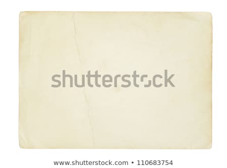 antiquarian old paper Stock photo © digitalmagus
