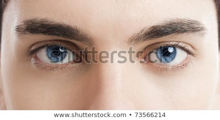 close up picture of a young handsome man stock photo © feedough