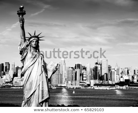 Нью-Йорк город улице мобильного телефона фотограф фотографии Сток-фото © mikdam