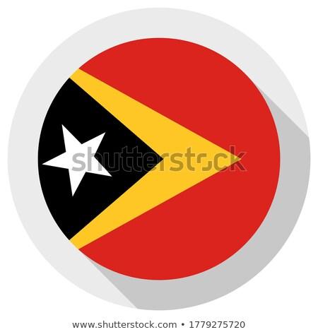 Botão símbolo bandeira mapa branco abstrato Foto stock © mayboro1964