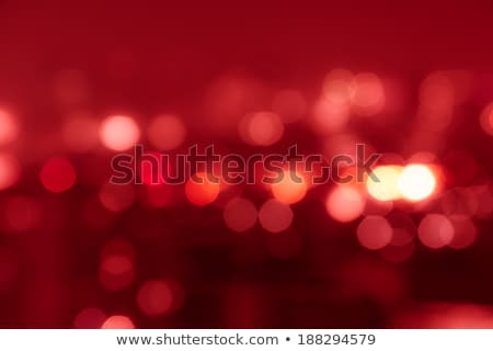 kırmızı · zevk · portre · neşeli · kadın · kırmızı · ruj - stok fotoğraf © pressmaster