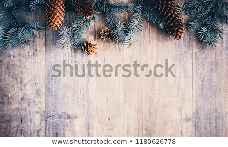 Natal enfeitar pinho brinquedos ano novo Foto stock © Valeriy