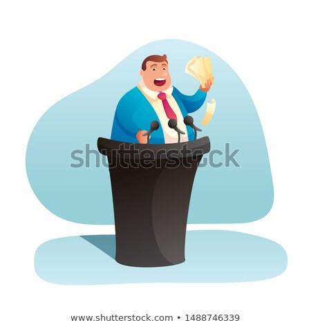 homem · gordo · azul · camisas · homem · branco · pessoa - foto stock © paha_l