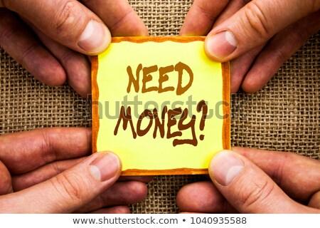 need fast help Stock photo © tiero