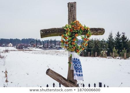 hajnowka podlaskie voivodeship poland stock photo © phbcz
