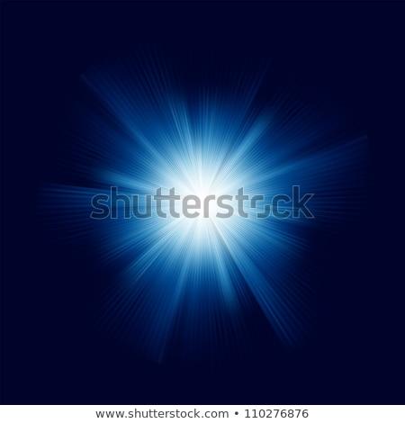 Soyut disko parti ışıklar eps disko topu Stok fotoğraf © beholdereye