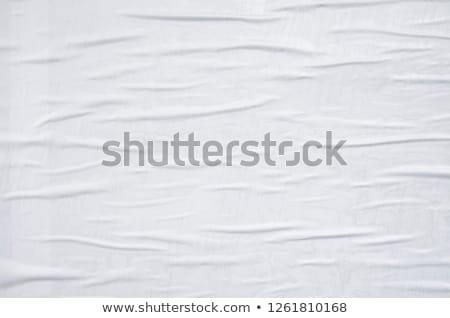 Poster paper scraps texture Stock photo © stevanovicigor