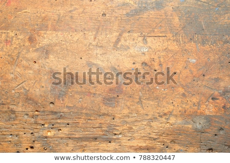Dirty Workbench stock photo © aleishaknight
