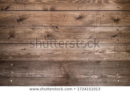 Rustic oak plank texture Stock photo © stevanovicigor