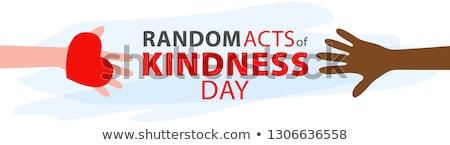 Foto stock: 17 · azar · amabilidad · día · calendario · tarjeta · de · felicitación