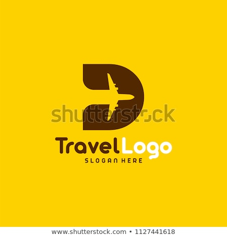 initial letter A logo. Air Travel Logo Design Template vector illustration. Stock photo © taufik_al_amin