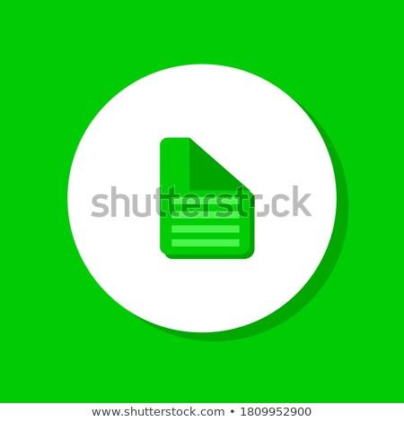 Coração assinar ícone web verificar isolado Foto stock © kyryloff