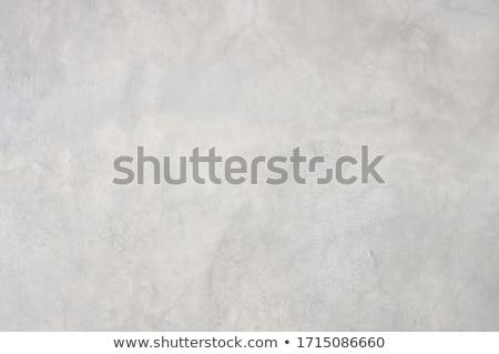 Cinza parede gesso cimento concreto textura Foto stock © romvo