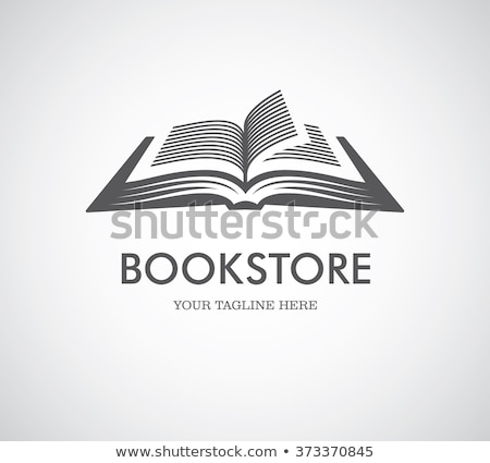 encyclopedie · boek · illustratie · cartoon · woordenboek · werk - stockfoto © blaskorizov