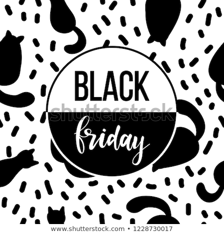 Black Friday Autumn Holiday Sellout of Shops Web Stock photo © robuart