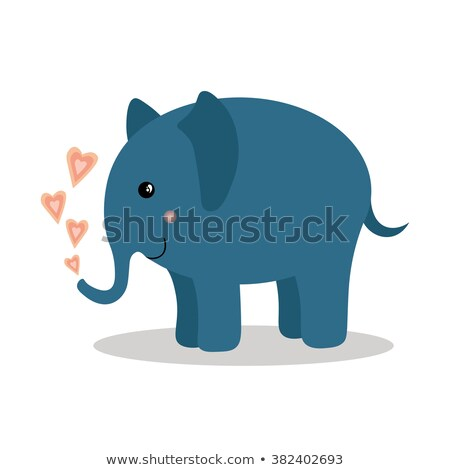 счастливым Африка день карт животного печать Сток-фото © cienpies