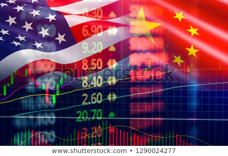 China USA Success Stock photo © Lightsource