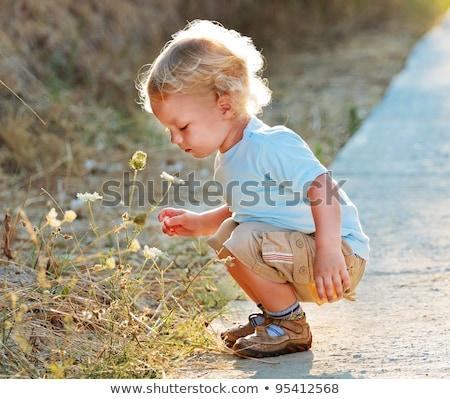 少年 かわいい ストックフォト © Anna_Om