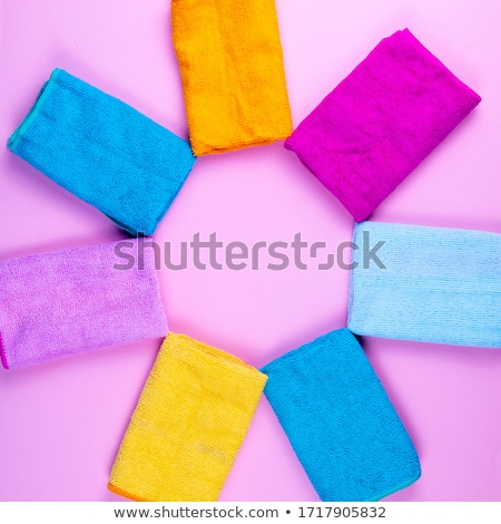Colorful towels Stock photo © simply